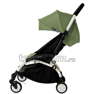 Прогулочная коляска Babyzen Yoyo Plus 6+ Black / Peppermint