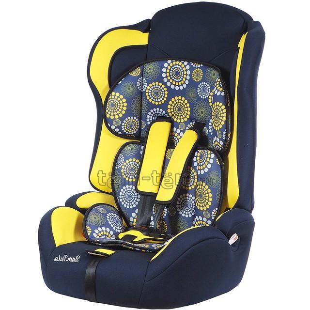 BamBola Primo одуванчик-т.синий-желтый
