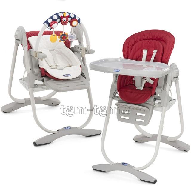 сравниваем стульчики Chicco Polly Magic Relax и Chicco Polly Magic