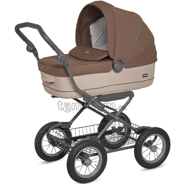 Inglesina Sofia Comfort Touch coffee cream
