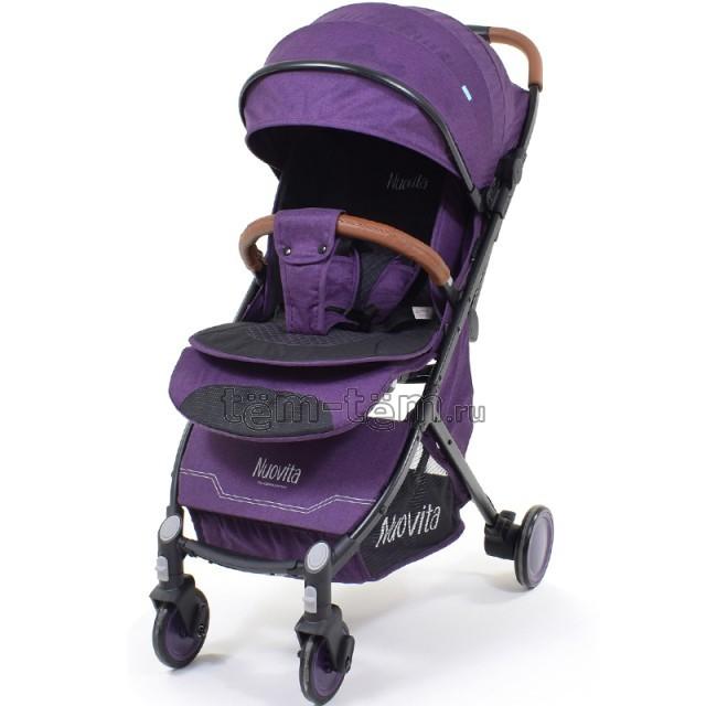 Nuovita Giro viola-фиолетовый-черный