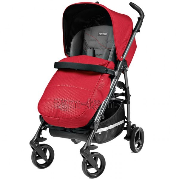 Peg-Perego Si bloom red 2017