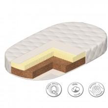 Матрас Ceba-Baby Bio Coir для кроватки Паулина. Характеристики.