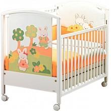Детская кроватка MIBB Poppi Coniglietti