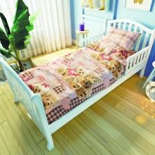 Постельное белье в подростковую кроватку Nuovita Плюшевый мишка