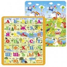 Игровой коврик Mambobaby Русский Алфавит-Фруктовый сад. Характеристики.