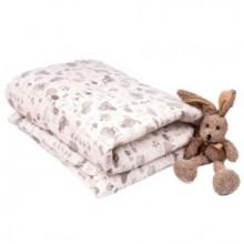 Одеяло детское Daisy Улитки 110х140 см