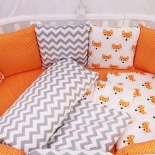 Комплект постельного белья AmaroBaby LUCKY Premium 19 предметов