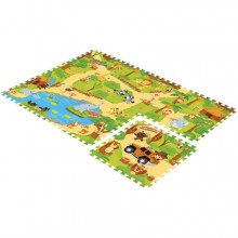 Игровой коврик Mambobaby Зоопарк. Характеристики.
