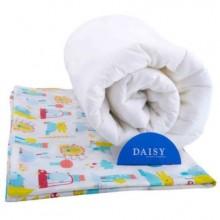 Одеяло детское Daisy Машинки 110х140 см