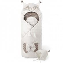 Комплект в кроватку для новорожденного Beatrice Bambini Gufo