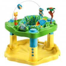 Игровые центры Evenflo ExerSaucer Zoo Friends. Характеристики.