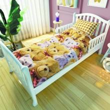 Постельное белье в подростковую кроватку Nuovita Мишки