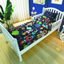 Постельное белье в подростковую кроватку Nuovita Космос