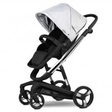 Прогулочная коляска Babylux Future Экокожа с автотормозом