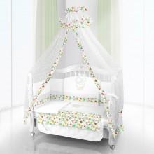 Комплект постельного белья Beatrice Bambini Unico Flower Campo