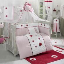 Комплект постельного белья Kidboo Little Ladybug (6 предметов)