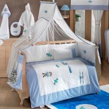 Комплект постельного белья Kidboo Little Pilot (7 предметов)