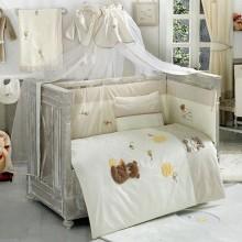 Комплект постельного белья Kidboo Honey Bear (6 предметов)