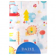 Простынь на резинке Daisy Машинки