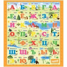 Игровой коврик Mambobaby Русский Алфавит. Характеристики.