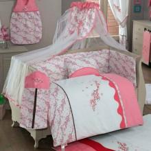 Комплект постельного белья Kidboo Bello Fiore (6 предметов)