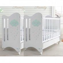Кроватка для двойни Micuna Lili Duo