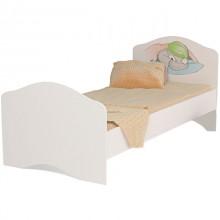 Подростковая кроватка Advesta Bears классика. Характеристики.