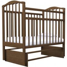 Кроватка для новорожденного Агат Золушка 3. Характеристики.