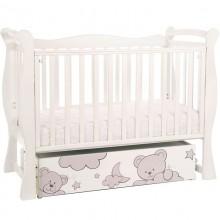 Детская кроватка AmaroBaby Sweet Bear
