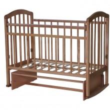 Кроватка для новорожденного Антел Алита 3 поперечный маятник. Характеристики.