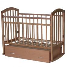 Кроватка для новорожденного Антел Алита 4 поперечный маятник. Характеристики.