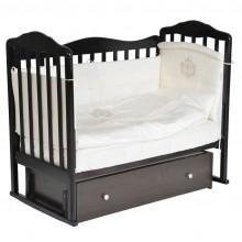 Детская кроватка с маятником Антел Алита 7