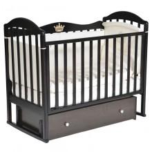 Детская кроватка с маятником Антел Анита 9