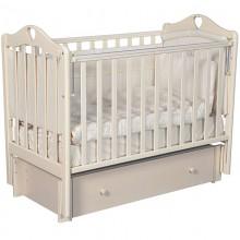 Детская кроватка Антел Каролина 4-6