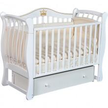 Детская кроватка Антел Luiza 33