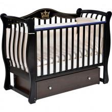 Детская кроватка Антел Luiza 333