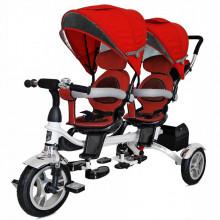 Велосипед для двойни Farfello Ba Twins