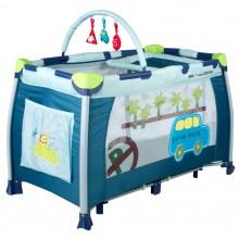 Манеж-кровать Babies P-1. Характеристики.