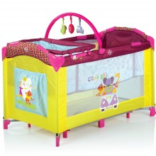 Манеж-кровать Babies P-695. Характеристики.