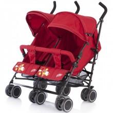 Коляска для двойни Baby care Citi Twin. Характеристики.