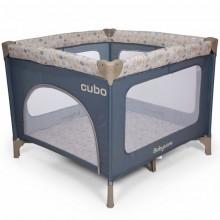 Квадратный манеж Baby care Cubo