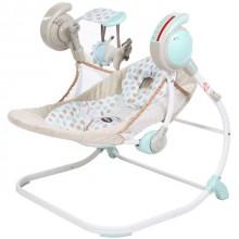 Качели детские Baby care Flotter с адаптером. Характеристики.