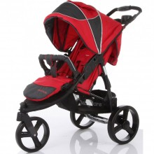 Прогулочная коляска Baby care Jogger Cruze. Характеристики.