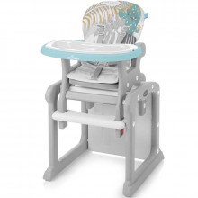 Стульчик для кормления Baby Design Candy. Характеристики.
