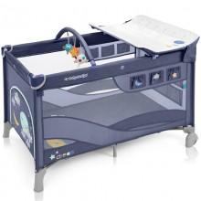 Двухуровневый кровать-манеж Baby Design Dream