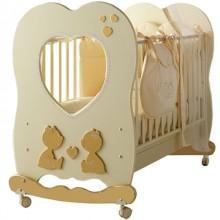 Кроватка для новорожденного Baby Expert Cuore di Mamma. Характеристики.