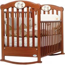 Кроватка для новорожденного Baby Italia Amica (качалка). Характеристики.