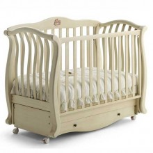 Кроватка для новорожденного Baby Italia Andrea VIP (маятник). Характеристики.
