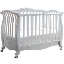 Кроватка для новорожденного Baby Italia Andrea VIP Pelle (эко-кожа). Характеристики.